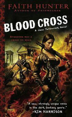 Blood Cross (Jane Yellowrock Series #2)