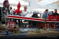 https://flic.kr/p/Ae97Jd | Bricking Bavaria 2015 | Fallout Fuel Station by rolli