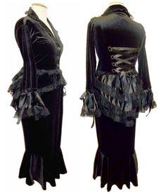 01ff9665869 19 Best Eaonplus renaissance gothic clothing images