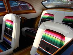 New old truck interior seat covers 64 Ideas Hippie Auto, Hippie Car, Custom Car Interior, Truck Interior, Interior Ideas, Automotive Upholstery, Car Upholstery, Black Truck, Old School Cars