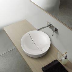 Mizu, il nuovo lavabo di Emo Design