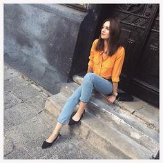 https://instagram.com/fashionagony/ Adding a little color to my Saturday   #fashionagony #fashionblogger