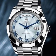 Rolex watches are crafted from the finest raw materials and assembled with scrupulous attention to detail. Discover the Rolex collection on the Official Rolex Website. Men's Watches, Fine Watches, Cool Watches, Fashion Watches, Wrist Watches, Watches Online, Sport Watches, Jewelry Watches, Most Beautiful Watches