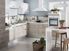 belles cuisines - Recherche Google Kitchen And Bath, New Kitchen, Kitchen Wood, Cowhide Chair, Living Room Decor, Bedroom Decor, Little White House, Kitchen Equipment, Iron Wall