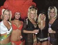 Playboy Mansion Halloween Party!