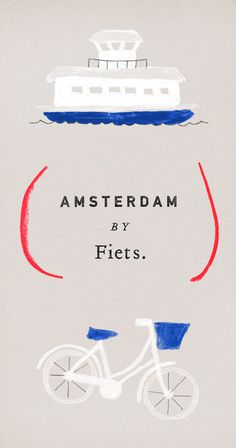 Wheeling Around Amsterdam  Hold onto your handlebars; we're off to explore Amsterdam by bike!...
