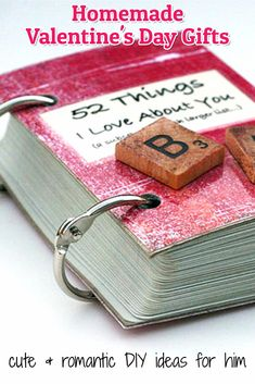 30 Beautiful Photo of Scrapbook & Gift Ideas For Boyfriend . Scrapbook & Gift Ideas For Boyfriend 26 Homemade Valentine Gift Ideas For Him Diy Gifts He Will Love
