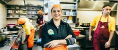 """Bringing authentic South Indian flavor to Vienna """"Eighty percent of all Indian restaurants in Vienna are North Indian,"""" chef Mamta Mahto of the Prosi Indian Restaurant explained to us. A spinoff of the popular Prosi Exotic Supermarket next door, the . Vienna, Restaurants, Exotic, October, Bring It On, Indian, Popular, Restaurant, Popular Pins"""