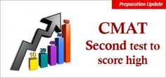 CMAT 2015: Low percentilers in CAT, XAT to prepare well for CMAT Second test to score high http://www.mbauniverse.com/article/id/8336/CMAT-2015  CMAT 2015 is conducted twice a year and each candidate is eligible to appear in   both the exams. Better of the two scores will be used for the admission for each   academic year.