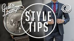 The Secret to Dressing Well || Style Tips || Gent's Lounge