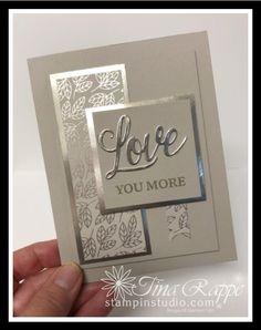 Card Making Templates, Card Making Kits, Card Making Tutorials, Making Ideas, Wedding Anniversary Cards, Wedding Cards, Paper Cards, Foil Paper, How To Make Banners