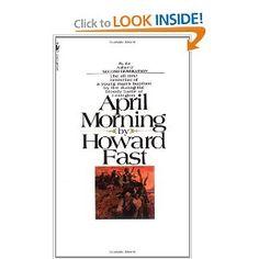 April Morning: Howard Fast: 9780553273229: Amazon.com: Books