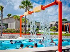 Enjoy 1 million gallons of water fun at Naples Sun-N-Fun Lagoon water park which is located inside the North Collier Regional Park.