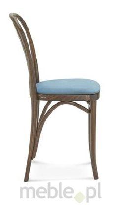 Drewniane krzesło A-9817