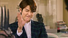 Kim Woo Bin's movie The Technicians