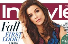 The sexy Eva Longoria jumps on the cover of InStyle Magazine August 2015 edition. She also does a photo spread for the popular fashion magazine. We have all the photo's here at FabFashionReport.