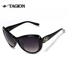 ff48c4fb62 2018 New Trendy Women Sunglasses Fashion Brand Design Woman Sun Glasses UV  400 Protection Glasses Gafas