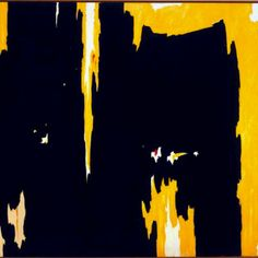 Clyfford Still, father of Abstract Expressionism