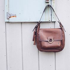 Esther Ring Hobo Bag | The Frye Company