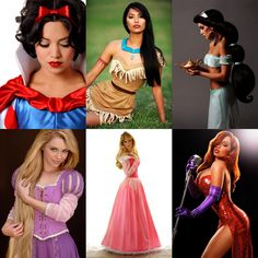 Disney Princesses - Ryan Astamendi's Belle Photoshoot: An Interesting Inversion