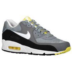 release date 23172 2fa6f Nike Air Max 90 Premium - Men s - Cool Grey White Black  Nike