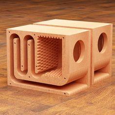Small speaker inch transmission line maze 3 inch 4 inch bookshelf speaker hifi speaker maze surround speakers empty Subwoofer Diy, Subwoofer Box Design, Speaker Box Design, Subwoofer Speaker, Hifi Speakers, Diy Bluetooth Speaker, Cheap Speakers, Small Speakers, Ipod