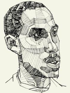 Lui Ferreyra - 1000 Faces Project