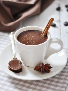 Chocolat chaud mexicain
