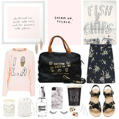 """""""Positive Thinking"""" by Paris House on Polyvore"""