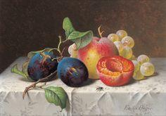 Ressam Emilie Preyer (6 Haziran 1849 doğumlu - Düsseldorf, 23 Eylül 1930) bir Alman natürmort ressam oldu. Emilie Preyer Düsseldo...
