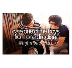 AAAAAAAA!!! Omg if I could date one of the guys from 1D j wouldn't wait 1 second!!!