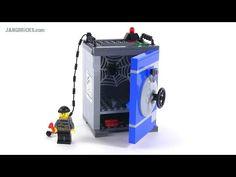 LEGO City Coinbank set review! set 40110