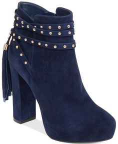 Jessica Simpson Marguerit Platform Booties - Boots - Shoes - Macy's