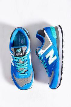 New Balance 574 Core Running Sneaker - ShopStyle Sports Shoes Moda Sneakers, Sneakers Mode, Running Sneakers, Sneakers Fashion, Running Shoes, New Balance Sneakers, New Balance Shoes, Sneaker Boots, Cute Shoes