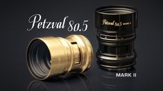 Lomography is raising funds for New Petzval mm MKII SLR Art Lens on Kickstarter! The Anniversary Edition – Reinventing Petzval's Century Portrait Lens for Still and Motion Photography