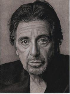Al Pacino by Lizapoly