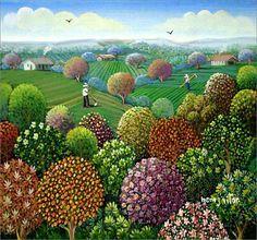 Naiv art / Arte #painting #painting art  http://