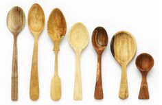 FUCK YES SPOONS!!!!!!!!!  Anybody want to spoon tonight??? (I heard they were all carved out of bigger spoons)
