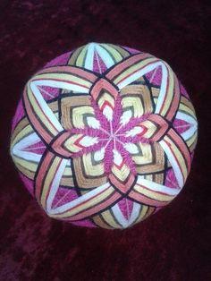 Japanese Temari Ball Homemade | eBay