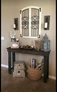 4 Graceful Simple Ideas: Living Room Remodel Before And After Foyers small living room remodel closet doors.Livingroom Remodel Rustic living room remodel with fireplace fire places. Living Room Remodel, Home Living Room, Living Room Decor, Apartment Living, Decor Room, Apartment Ideas, Wall Decor, Foyer Decorating, Farmhouse Style Decorating