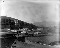 1915 Metepec, vista panorámica