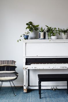 Not gonna lie, I'm very tempted to paint our piano