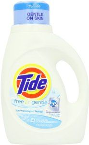 Tide Laundry Detergent, 50 Ounce (Pack of 2) only $19.99