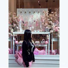 GRAFEA Spring Awakening, Cherry Blossom, Mirror, Blog, Home Decor, Decoration Home, Room Decor, Mirrors, Blogging