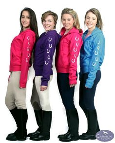 Capaillíní Equestrian Collection - Zip Horse Hoodie with Hoofprint Sleeve Design®