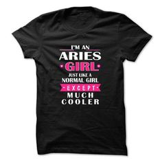 Cooler Aries - #gift wrapping #shirt. BEST BUY => https://www.sunfrog.com/LifeStyle/Cooler-Aries.html?id=60505