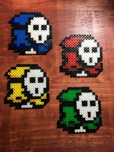 Super Mario World Perler par VoldareCreations sur Etsy