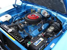 1968 dodge charger blue - Google Search