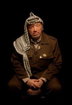 ©Gregory Heisler Palestine, La Gloria, World Leaders, World History, Syria, Middle East, Politicians, Yasser Arafat, Premier Ministre