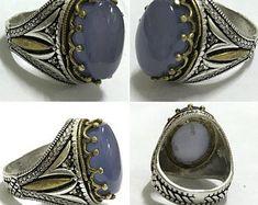 YemeniAqeeqShop on Etsy Black Opal Stone, Gemstone Rings, Fox, Gemstones, Trending Outfits, Unique Jewelry, Handmade Gifts, Etsy, Vintage